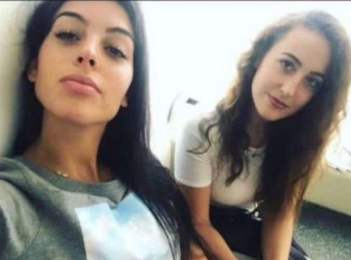 Georgina y su hermana siempre fueron muy unidas. (Foto: Look)