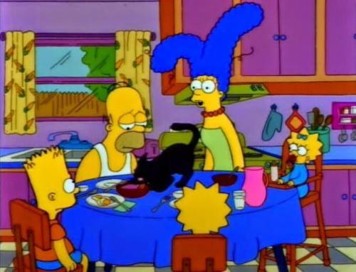 Marge podría usar una peluca para ocultar sus orejas. (Foto: Gizmodo)
