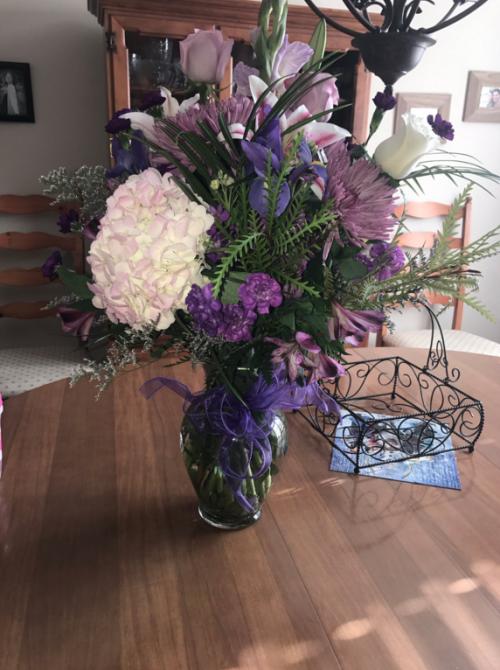 El papá de Bailey pagó por adelantado para que ella recibiera flores en cada cumpleaños hasta cumplir 21 años. (Foto: oficial)