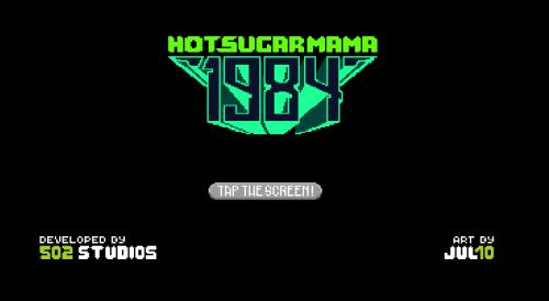 Así luce el videojuego de Hot Sugar Mama. (Foto: captura de pantalla)