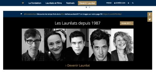 La Fondation Gan apoya al cine en Francia. (Foto: captura de pantalla)