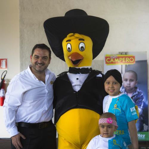 La Gran rifa Únete para salvar niños con cáncer, es una iniciativa que busca recaudar fondos para la Fundación Ayuvi. (Foto: Victor Xiloj/Soy502)
