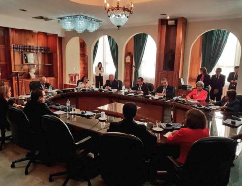 El pleno de la CSJ ha hecho tres intentos fallidos por elegir a su nuevo presidente. (Foto: OJ)
