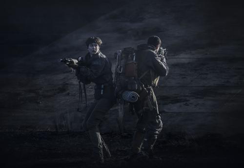Un crew renovado, tanto de elenco como de personajes de la película encabezan Alien Covenant. (Foto: © 2017 Twentieth Century Fox Film Corporation)