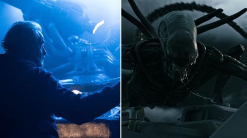 Ridley Scott decidió crear escenas terroríficas al estilo de la película original Alien. (Foto: © 2017 Twentieth Century Fox Film Corporation)