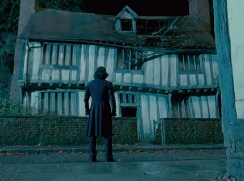La residencia ha formado parte de varios episodios de la saga del pequeño mago. (Foto: la.eonline.com)
