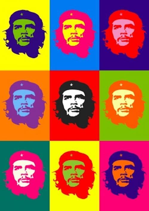 """Versión del """"Che"""" Guevara de Gerard Marlange. (Image: Verne)"""