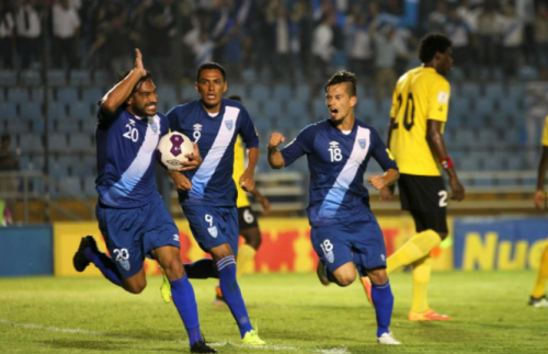 """Carlos """"El Pescado"""" Ruiz es el máximo goleador de la Selección Nacional y de Centroamérica. (Foto: Archivo/Soy502)"""