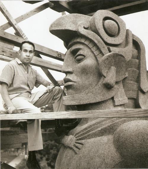 Tecún Umán es una de sus obras públicas que se destacan en Guatemala. (Fotos: Municipalidad de Guatemala)