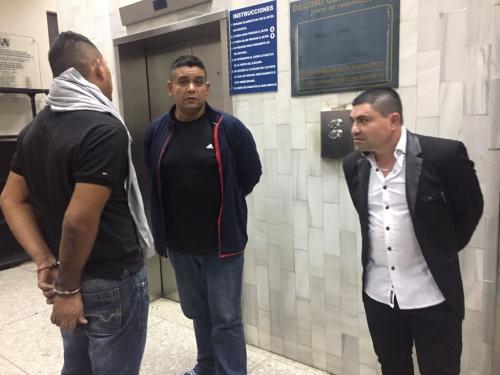 """Durante la audiencia se determinará si De León Zea, alias """"El Taquero"""" y 15 personas más enfrentarán proceso por la muerte de Lima. (Foto: Jesús Alfonso/Soy502)"""