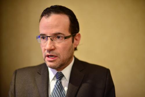 Quezada comentó que la vivienda y las conversaciones privadas no deben ser objeto de vigilancia. (Foto: Jesús Alfonso/Soy502)