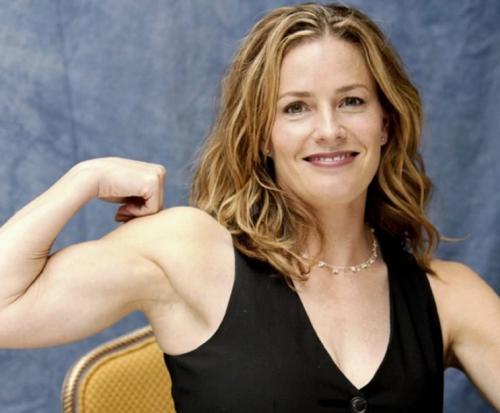 Está casada con el director Davis Guggenheim. (Foto: Teleshow)