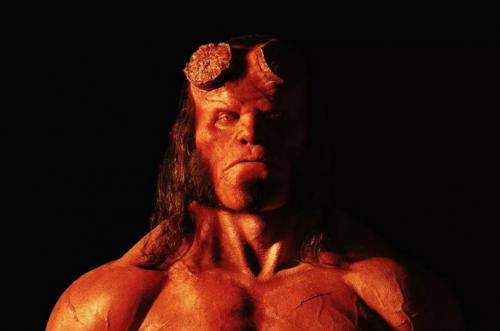 Hellboy será el próximo papel de David Harbour. (Foto: Infobae)