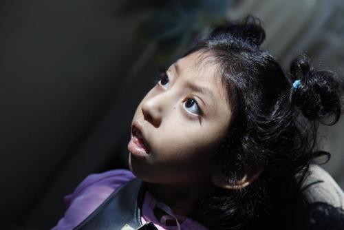Según UNICEF, en Guatemala hay más de tres mil personas con discapacidad que corren riesgo. (Foto: cortesía Fundación Anini)
