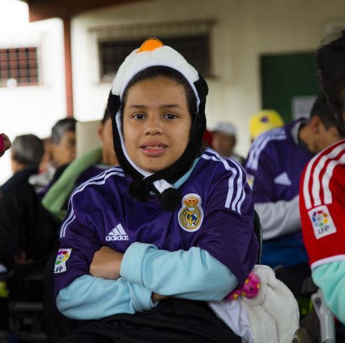 Hogar Marina Guirola y el centro para el adulto mayor San Jerónimo Emiliani, cuenta con el apoyo de Fundación F. Novella y Cempro.