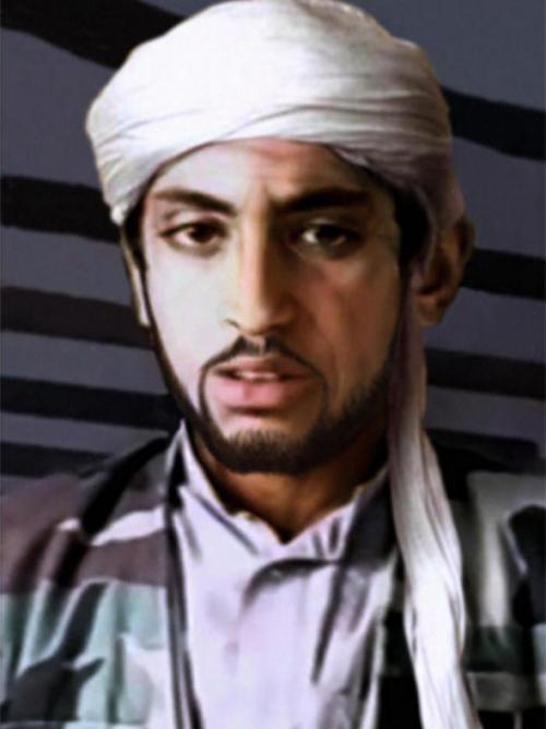 Así se cree que es el aspecto del hijo de Bin Laden en la actualidad. (Foto: DailyPost)