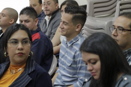 Liseth Gramajo también ha representado a Sammy Morales durante el proceso. (Foto: archivo/Soy502)