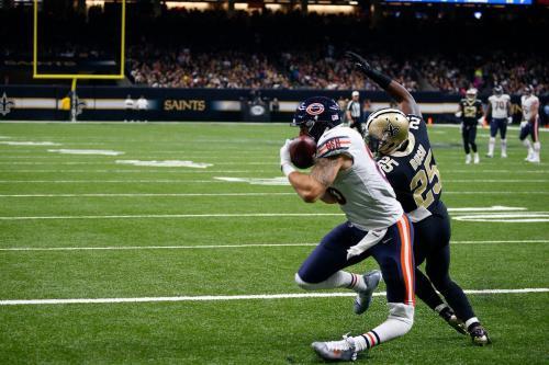 Terrorífica lesión de Zach Miller en pleno partido de NFL. (Foto: Instagram)