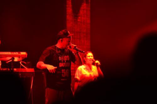 Residente afirma que la música debe expresar las vivencias de un pueblo. (Foto: Selene Mejía/Soy502)