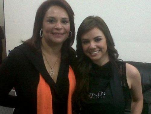 Alejandra Reyes tenía un spa, entre cuyas clientas se contaba Roxana Baldetti. (Foto: Redes sociales)