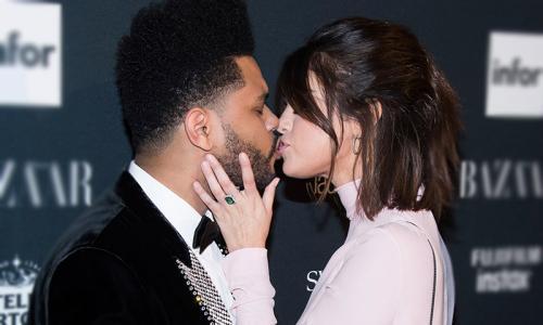 Selena y The Weeknd duraorn 10 meses juntos. (Foto: Hola)