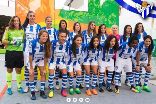 El equipo de la guatemalteca espera ser protagonista en la nueva temporada. (Foto: Sporting de Huelva)