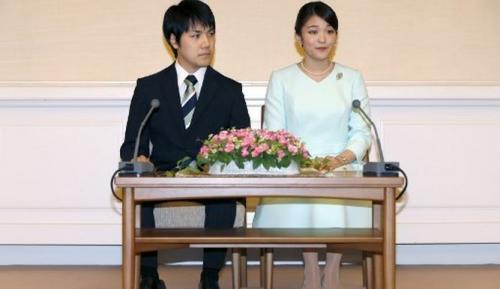 Mako dejó todo por amor. (Foto: AFP)