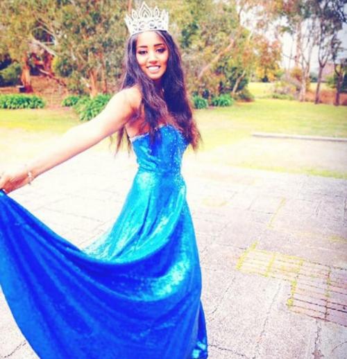 Zoiey dice que no estuvo dispuesta a perder peso, por ello entregó su corona. (Foto: Infobae)