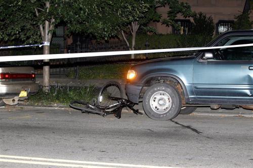 Daniel, de 27 años, se dirigía en bicicleta hacia su casa cuando fue atropellado por Joseph García.  (Foto: NEW YORK DAILY NEWS)