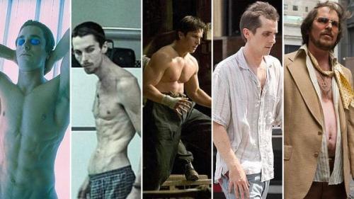 Los cambios que ha tenido Christian durante sus papeles. (Foto: Archivo)