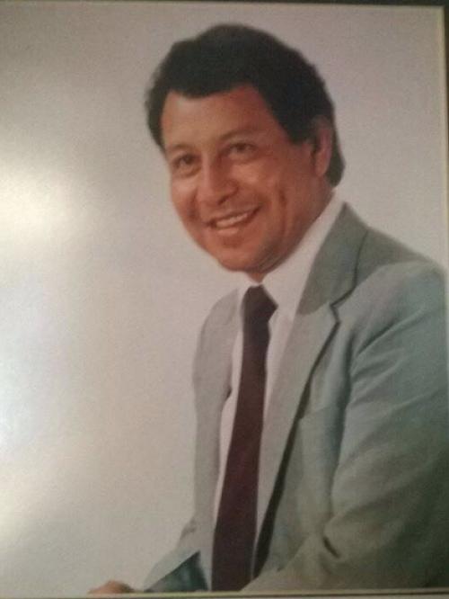 Marco Tulio de la Roca en su juventud. (Foto: TGW)