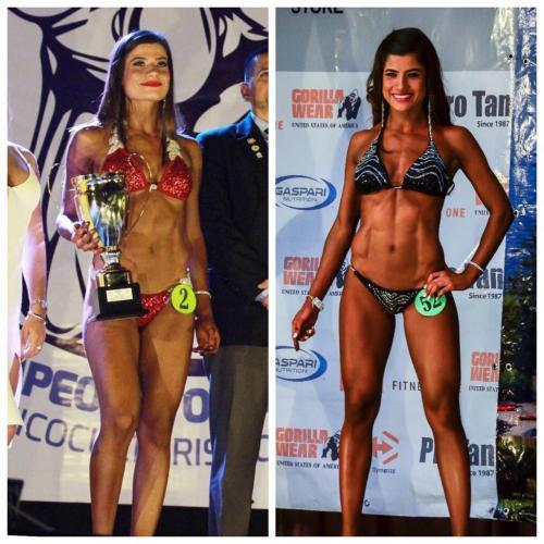 Karla Micheo en tan solo 6 meses cambió su cuerpo de manera radical. (Foto: cortesía Karla Micheo)