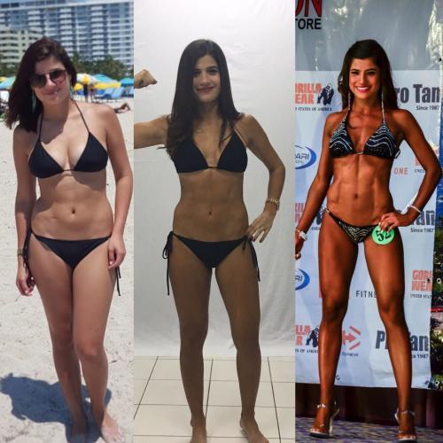 Karla Micheo entrena en Fitness One Guatemala y ha obtenido excelentes resultados en muy poco tiempo. (Foto: cortesía Karla Micheo)