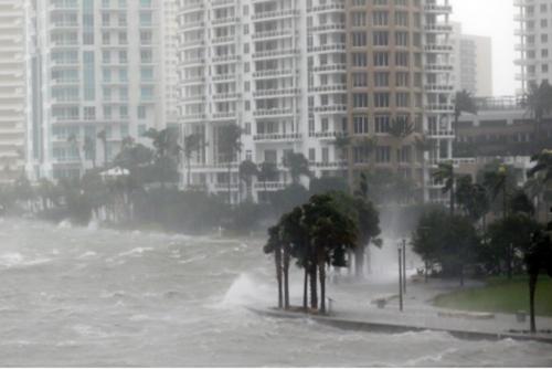 Huracán Irma ingresó el fin de semana al estado de Florida (EE.UU). (Foto: CNN)