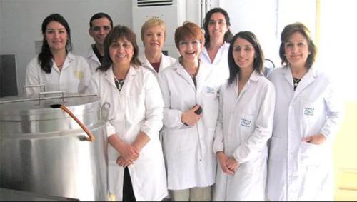 El grupo constató en animales que el estado inflamatorio de la mucosa gástrica se redujo con los probióticos. (Foto: Agencia CyTA-Fundación Leloir)