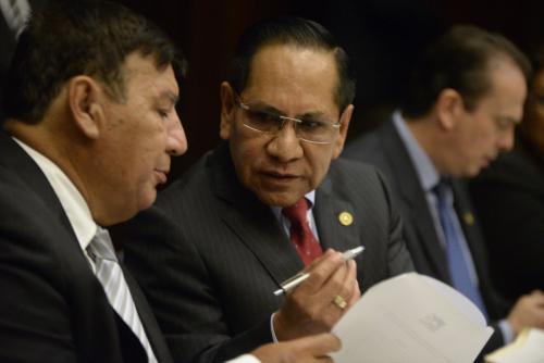 El presidente de la comisión pesquisidora confirmó que votará a favor de retirar la inmunidad a Jimmy Morales. (Foto: archivo/Soy502)