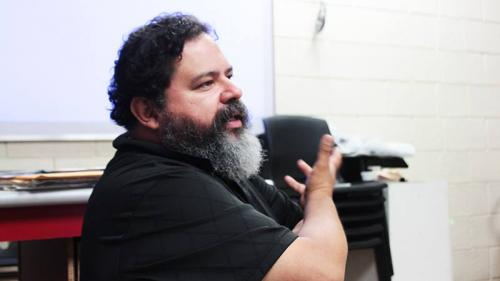 Francisco Méndez es periodista y crítico literario. (Foto: Fundación Paiz)