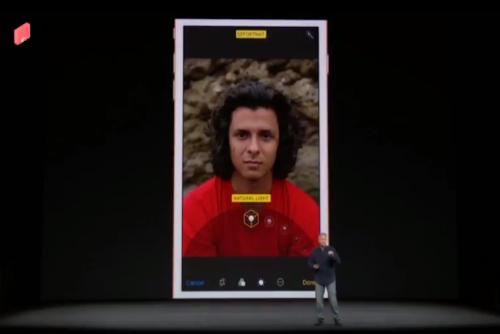 La calidad de tus fotos será mejor con las nuevas herramientas del iPhone 8 (Foto: YouTube)