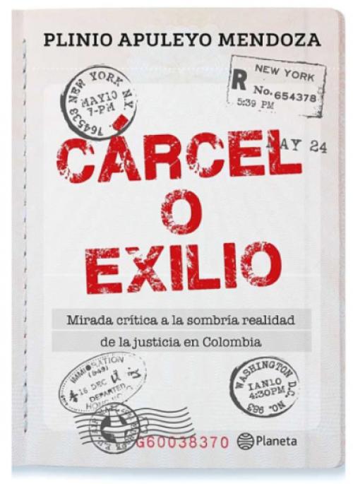 """Como una """"mirada crítica a la sombría realidad de la justicia en Colombia"""", describe el autor a su libro. (Foto: Google Libros)"""