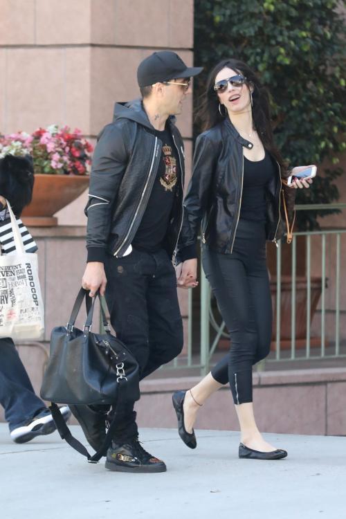 Criss se pasea con su nueva pareja. (Foto: Quién)