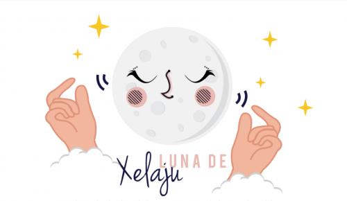 """""""LUna de Xelajú"""" ahora está al alcance de más personas, que se deleitan con esta hermosa letra. (Foto: oficial)"""