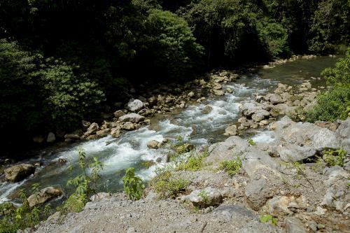 El Río Cahabón atraviesa la reserva. (Foto: George Rojas/Soy502)