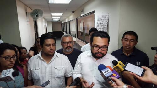 La acción busca el retiro de la inmunidad de dos terceras partes del Legislativo. (Foto: Nuestro Diario)