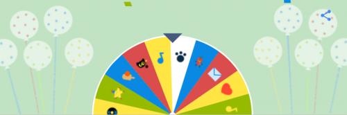 Ruleta en la que se podrás encontrar diferentes los juegos (Foto: Google)