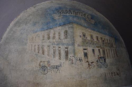 El Gran Hotel abrió sus puertas en 1884. (Foto: Selene Mejía/Soy502)