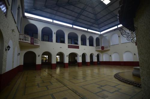 Salón Oro en la actualidad. (Foto: Selene Mejía/Soy502)