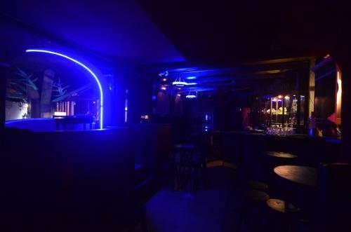 Así luce el bar del Gran Hotel. (Foto: Selene Mejía/Soy502)