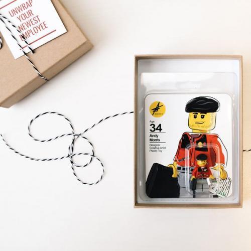 Esta es la singular forma en que un diseñador de interiores presentó su curriculum a varias empresas. (Foto: www.mundotkm.com)
