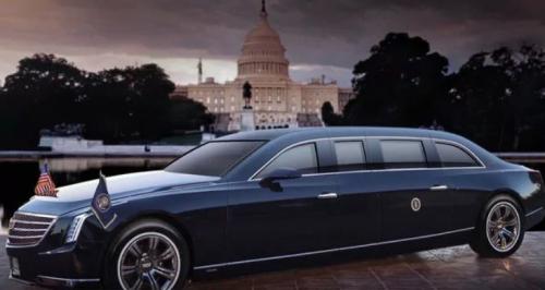 Por el momento, se desconoce la fecha en la que entrará en funcionamiento el nuevo vehículo presidencial. (Foto: Infobae)