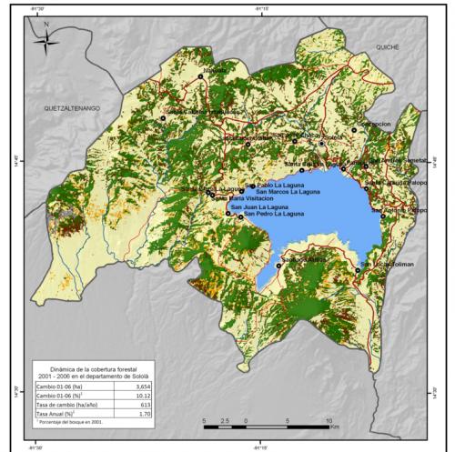 Mapa de Sololá. (Foto: gifex.com)